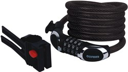 Image of Oxford Viper12 Cable Combination Lock