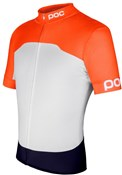 Image of POC AVIP Printed Light Short Sleeve Jersey