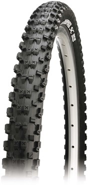 "Image of Panaracer Rampage 26"" Folding Off Road Mountain Bike Tyre"