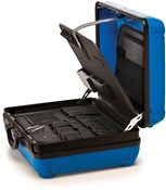 Image of Park Tool BX2 - Blue Box Tool Case