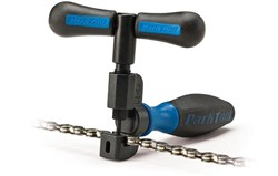 Image of Park Tool CT4.3 - Master Chain Tool with Peening Anvil for 5-11 Speed Chains