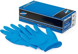 Image of Park Tool MG2L - Nitrile Mechanics Gloves