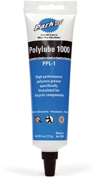 Image of Park Tool PPL1 Polylube 1000 Grease 4 oz Tube