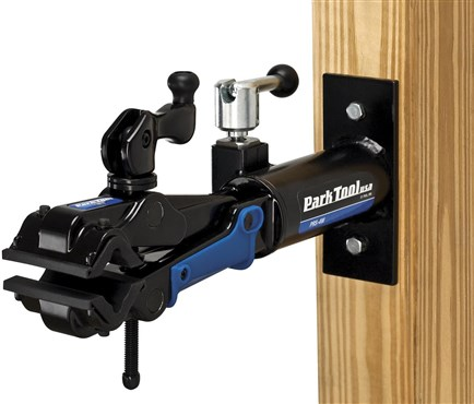 Image of Park Tool PRS4W - Deluxe Wall-Mount Repair Stand With 100-3D Clamp