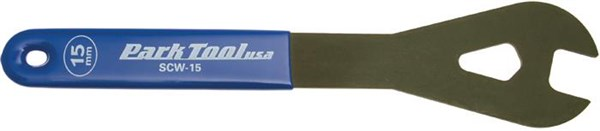 Image of Park Tool SCW15 Shop Cone Wrench: 15 mm