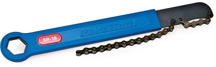 Park Tool SR18 - Sprocket Remover (chain whip) for Single Speed or Fixed Cogs