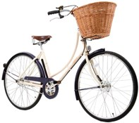 Image of Pashley Sonnet 26 Pure Womens 2017 Hybrid Bike
