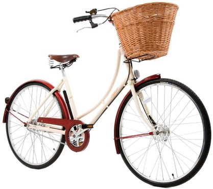 Image of Pashley Sonnet 28 Pure Womens  2016 Hybrid Bike