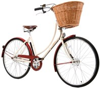 Image of Pashley Sonnet 28 Pure Womens 2017 Hybrid Bike