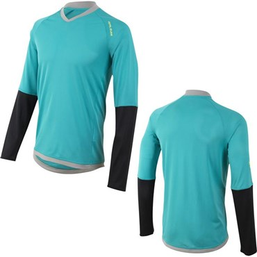 Image of Pearl Izumi Big Air Long Sleeve Cycling Jersey SS16
