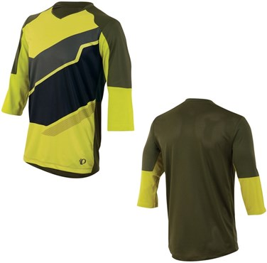 Image of Pearl Izumi Launch 3/4 Sleeve Cycling Jersey