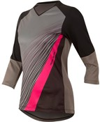 Image of Pearl Izumi Launch Womens 3/4 Sleeve Jersey  SS17