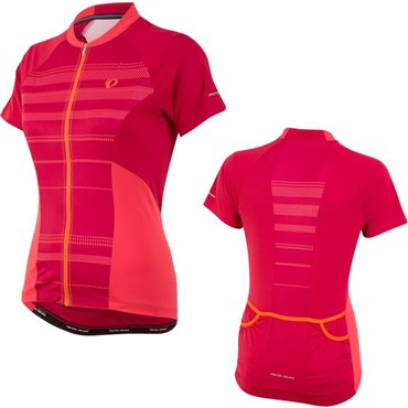 Image of Pearl Izumi Womens Elite Escape Short Sleeve Cycling Jersey SS16