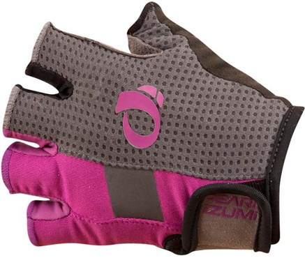 Image of Pearl Izumi Womens Elite Gel Short Finger Cycling Gloves SS16