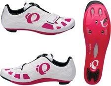 Image of Pearl Izumi Womens Elite IV SPD Road Shoes SS16