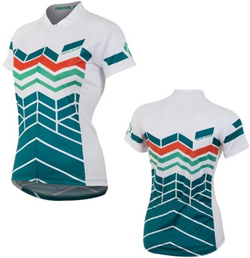 Image of Pearl Izumi Womens LTD MTB Short Sleeve Cycling Jersey