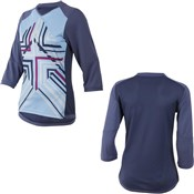 Image of Pearl Izumi Womens Launch 3/4 Sleeve Cycling Jersey SS16