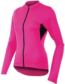 Image of Pearl Izumi Womens Select Long Sleeve Cycling Jersey SS16