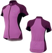 Image of Pearl Izumi Womens Symphony Short Sleeve Cycling Jersey