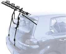 Image of Peruzzo Cruiser Delux Boot Fitting 3 Bike Car Carrier / Rack