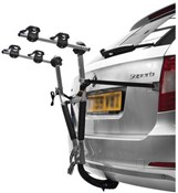 Image of Peruzzo Cruising Towball 2 Bike Car Carrier / Rack