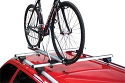 Image of Peruzzo Utah 1 Bike Roof Car Carrier / Rack Plus Crank