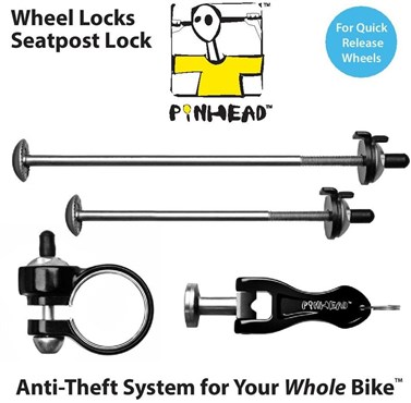 Image of Pinhead 3 Pack Lock Set