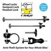 Image of Pinhead 4 Pack Lock Set