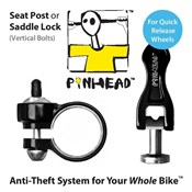 Image of Pinhead Seatpost/Saddle Lock QR