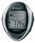 Image of Polar CS600X Heart Rate Monitor Cycling Computer