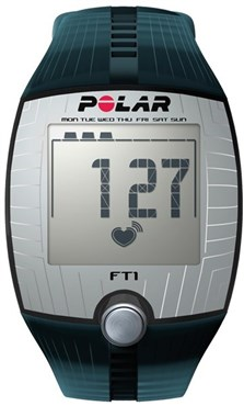 Image of Polar FT1 Heart Rate Monitor Computer Watch