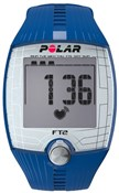 Image of Polar FT2 Heart Rate Monitor Computer Watch