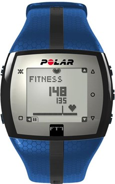 Image of Polar FT7M Heart Rate Monitor Computer Watch