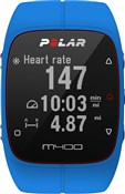 Image of Polar M400 GPS Heart Rate Monitor Computer Watch
