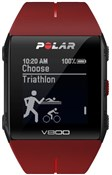 Image of Polar V800 GPS Heart Rate Monitor Watch