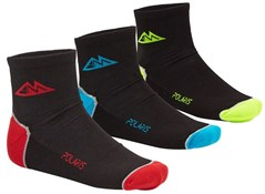 Image of Polaris AM Merino Socks 2 Pack