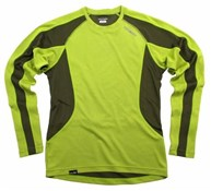 Image of Polaris Bamboo Tec Long Sleeve Cycling Base Layer