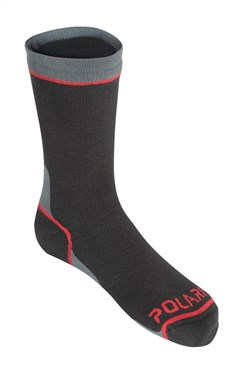 Image of Polaris Cascade Merino Waterproof Cycling Socks