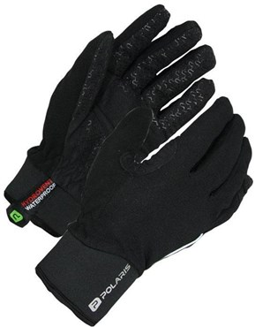 Image of Polaris Dry Grip Long Finger Cycling Gloves
