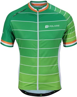Image of Polaris Force Road Short Sleeve Cycling Jersey