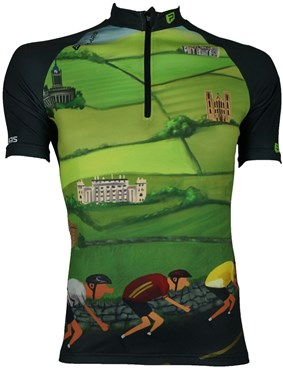 Polaris Just Add Your Bike Short Sleeve Cycling Jersey
