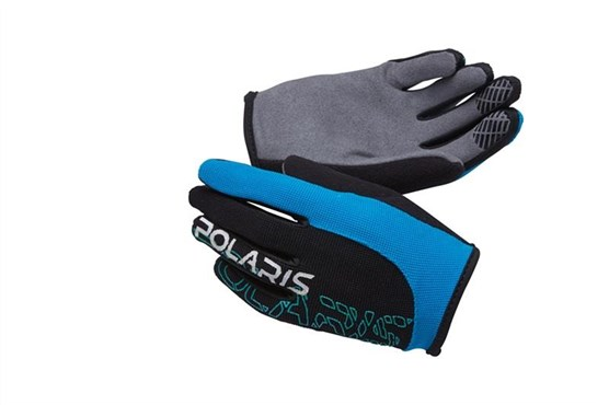 Image of Polaris Mini Trail Kids Long Finger Cycling Gloves