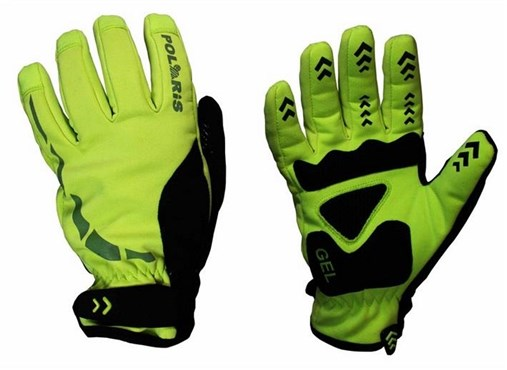 Image of Polaris RBS Hoolie Long Finger Cycling Gloves