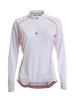 Image of Polaris Sante Womens Long Sleeve Cycling Jersey