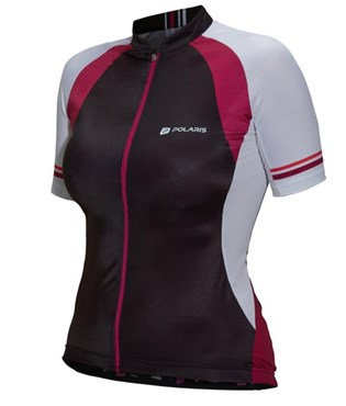 Image of Polaris Vela Womens Short Sleeve Cycling Jersey