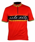Image of Polaris Velo City Short Sleeve Cycling Jersey