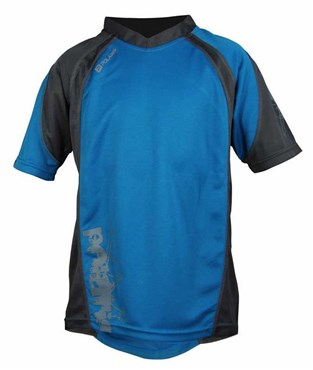 Image of Polaris Wanderer Kids Short Sleeve Jersey