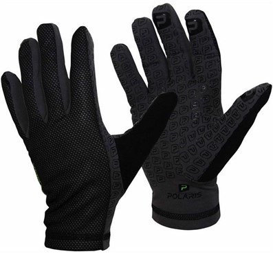 Image of Polaris Wind Grip Long Finger Cycling Gloves