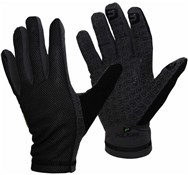 Image of Polaris Wind Grip Long Finger Cycling Gloves SS17