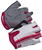 Image of Polaris Womens Road Mitt Short Finger Cycling Gloves